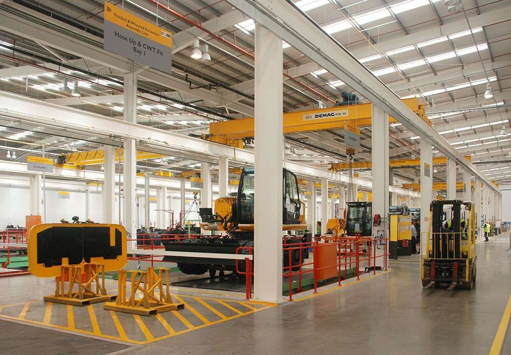 Jcb Heavy Products Facility Derry Building Services
