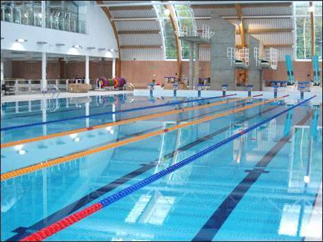 Corby Swimming Pool Derry Building Services