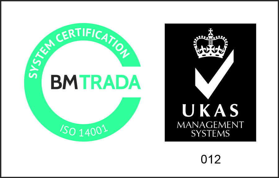 Bm Trada Present Iso Certification Derry Building Services